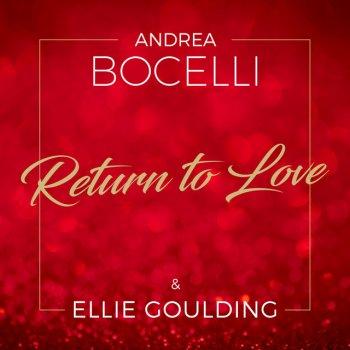 Testi Return To Love (feat. Ellie Goulding) - Single