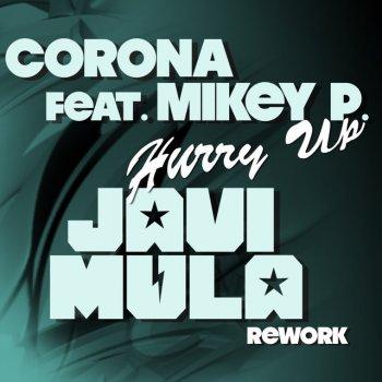 Testi Hurry Up - Javi Mula Rework [feat. Mikey P.]