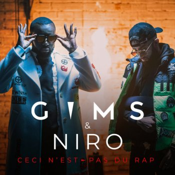 Testi Ceci n'est pas du rap (feat. Niro) - Single