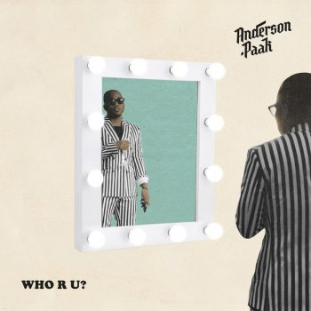 Who R U?                                                     by Anderson .Paak – cover art