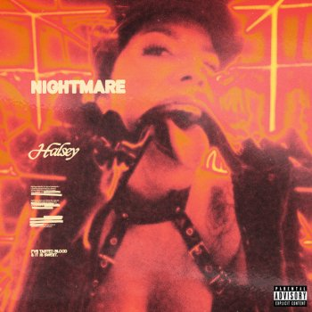 Nightmare by Halsey - cover art