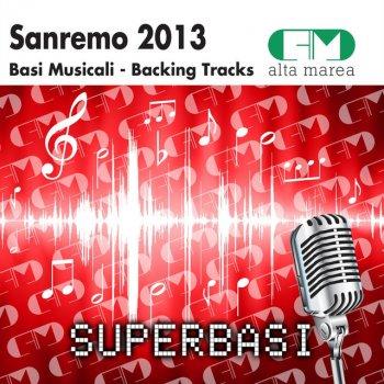 Testi Basi musicali sanremo 2013 (Backing tracks altamarea)