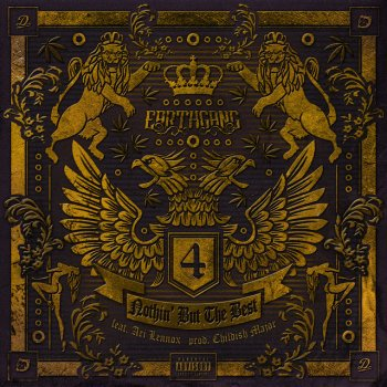Nothin' But The Best (feat. Ari Lennox)                                                     by EARTHGANG – cover art