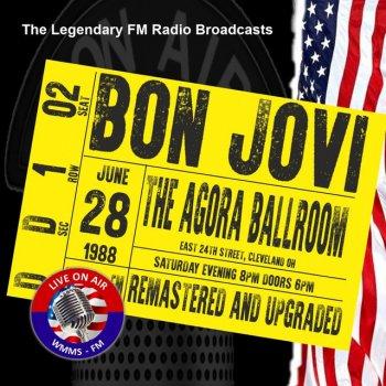 Testi Legendary FM Broadcasts - Agora Ballroom, 28th June 1988