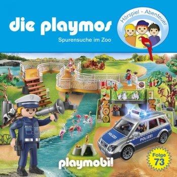 Testi Folge 73: Spurensuche im Zoo (Das Original Playmobil Hörspiel)