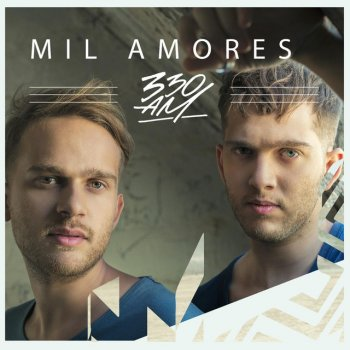 Mil Amores                                                     by 330am – cover art