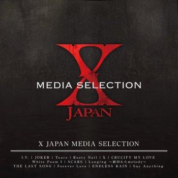 Testi X JAPAN (MEDIA SELECTION)