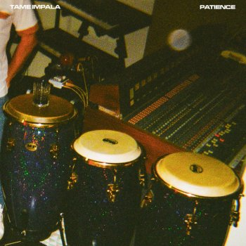Patience by Tame Impala - cover art