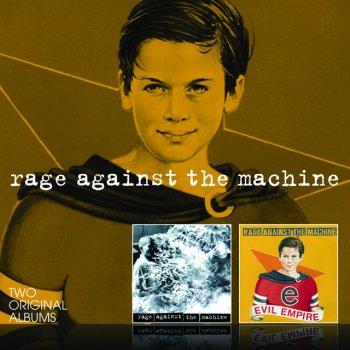 Testi Rage Against The Machine/Evil Empire