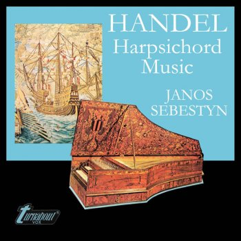 Testi Handel: Harpsichord Music