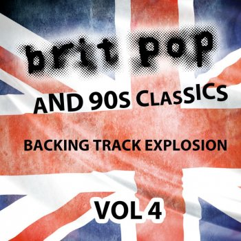 Testi Britpop and 90's Classics - Backing Track Explosion, Vol. 4