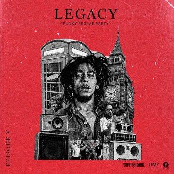 Testi Bob Marley Legacy: Punky Reggae Party