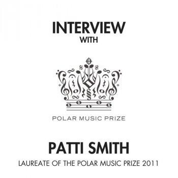 Testi Interview With Patti Smith