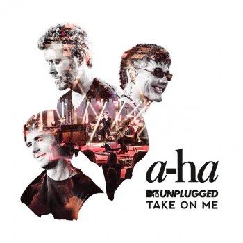Testi Take On Me (MTV Unplugged / Edit)