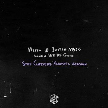 Testi When We're Gone (Stef Classens Acoustic Version) - Single