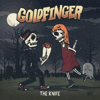 Image result for goldfinger the knife