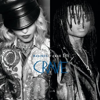Crave (with Swae Lee) by Madonna feat. Swae Lee - cover art