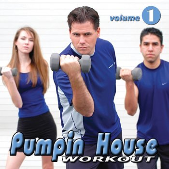 Pumpin House Compilation Workout, Vol  1 - (130 BPM) - Gym