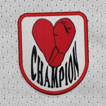 Champion lyrics – album cover