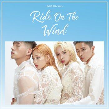 Testi Ride on the Wind - EP