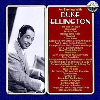 Testi An Evening with Duke Ellington