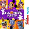 Disney Junior Music Halloween Party Various Artists - cover art