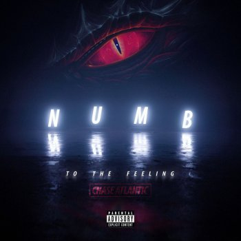 Numb to the Feeling by Chase Atlantic - cover art