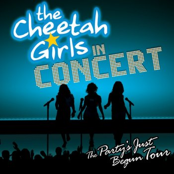 Testi The Cheetah Girls - The Party's Just Begun Concert