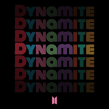 Dynamite lyrics – album cover