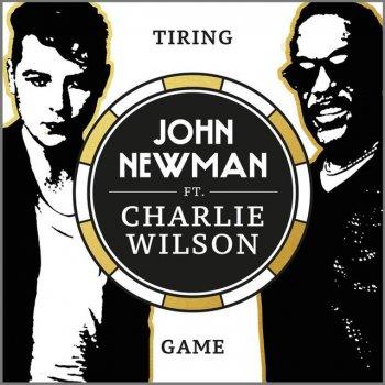Tiring Game                                                     by John Newman – cover art