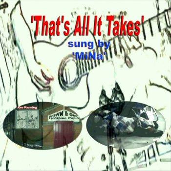 Testi That's All It Takes - Single