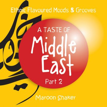 Testi A Taste of Middle East, Pt. 2 (Ethnic Flavoured Moods & Grooves)