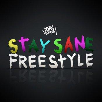 Testi Stay Sane Freestyle - Single