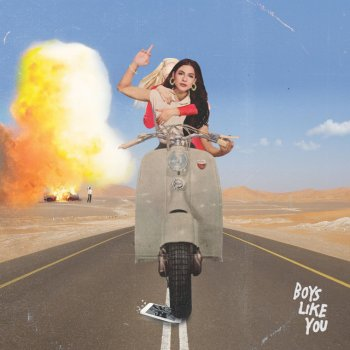 Boys Like You lyrics – album cover