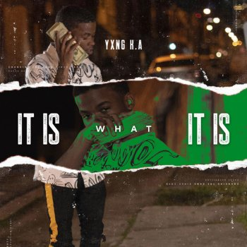 IT IS WHAT IT IS - cover art