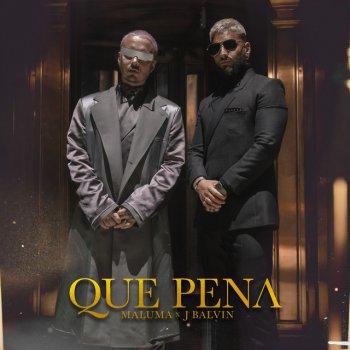 Qué Pena lyrics – album cover