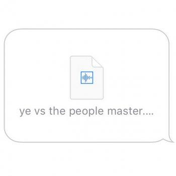 Testi Ye vs. the People (starring TI as the People)