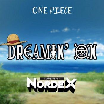 Testi DREAMIN' ON (One Piece) - Single