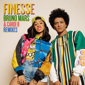 Finesse (James Hype Remix) [feat. Cardi B] by Bruno Mars feat. Cardi B & James Hype - cover art