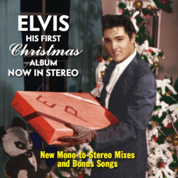 Testi Elvis His First Christmas Album Now in Stereo (New Mono to Stereo Mixes)