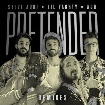 Testi Pretender (feat. Lil Yachty & AJR) (feat. Lil Yachty & AJR) [Remixes]