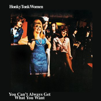 Testi Honky Tonk Women / You Can't Always Get What You Want - EP