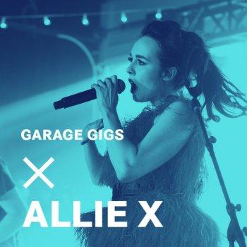 Testi Garage Gigs Live