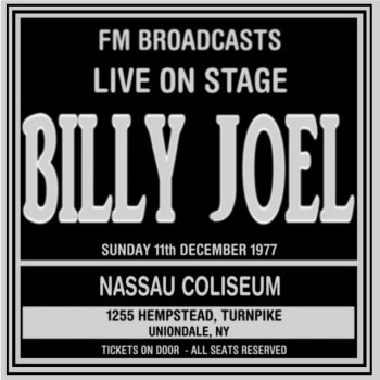 Testi Live On Stage FM Broadcasts - Nassau Coliseum 11th December 1977