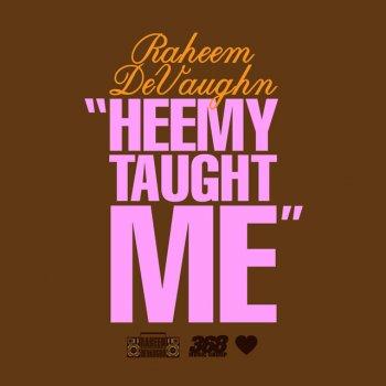 Testi Heemy Taught Me 1 & 2