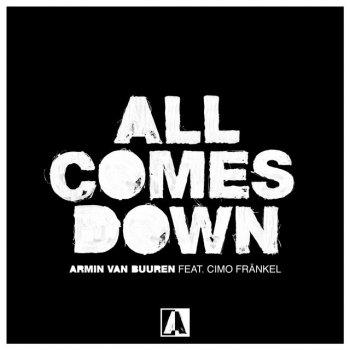 Testi All Comes Down (feat. Cimo Fränkel) - Single