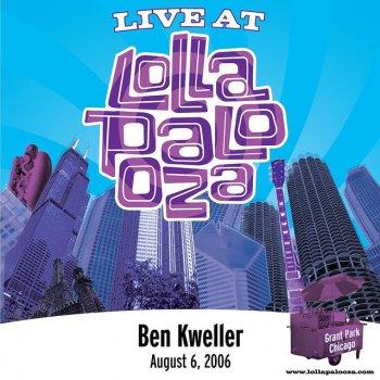 Testi Live at Lollapalooza 2006: Ben Kweller