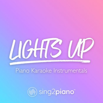 Testi Lights Up (Piano Karaoke Instrumentals)