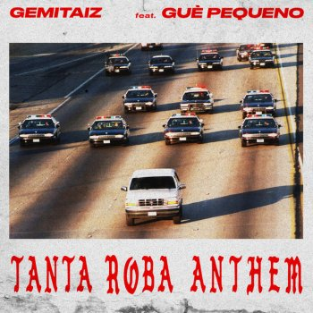 Tanta Roba Anthem (feat. Guè Pequeno) - cover art