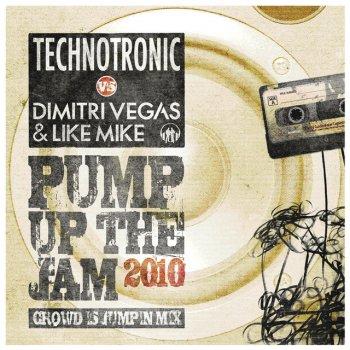 Testi Pump Up The Jam 2010 (Crowd Is Jumpin' Mix)